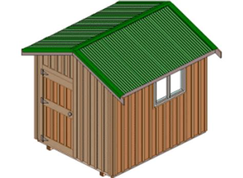 Shed Channel by Wood Working Plans Shed Plans And More 8 X10 Free