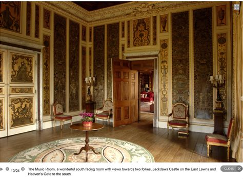pics for gt highclere castle interior