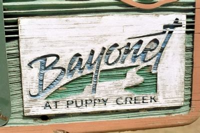bayonet at puppy creek golftheunitedstates bayonet at puppy creek lay the turf and they will come