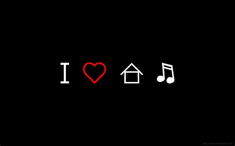 writing house music 1280x800 i love house music wallpaper music and dance wallpapers