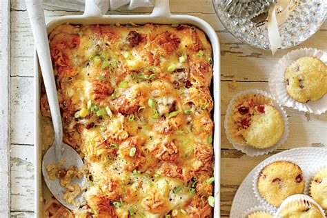 thanksgiving brunch recipes southern living
