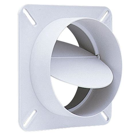bathroom exhaust fan draft blocker everbilt 4 in inline vent draft blocker bd04hd the home