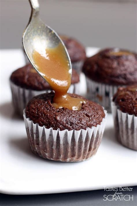Handmade Chocolate Fillings Recipes - 1000 ideas about chocolate cupcakes filled on