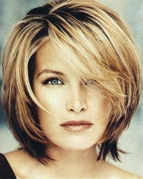 hairstyles for 40 with faces hairstyles for women over 40 with round faces