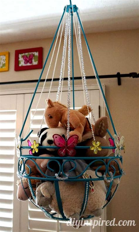 The Amazing Solutions For Your Ideas by Top 28 Clever Diy Ways To Organize Kids Stuffed Toys