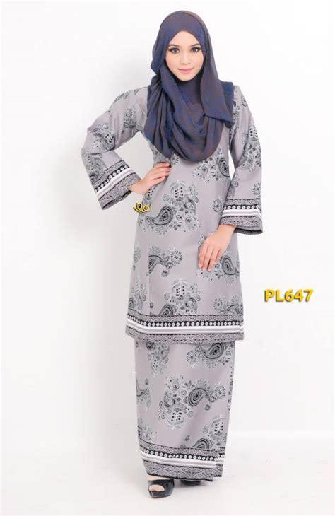 Viral Baju Kurung baju kurung pl647 kedai cadar patchwork murah berkualiti