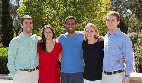 Stanford Mba College Seniors by Five Mba Students Designated 2015 Siebel Scholars