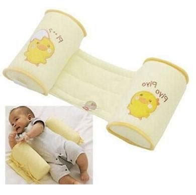 Babybee Toddler Pillow Free 1 free shipping 1 comfortable cotton anti roll pillow lovely baby toddler safe sleep