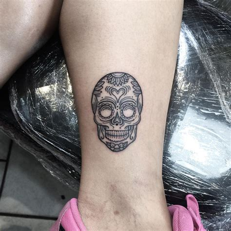 small sugar skull tattoo 125 best sugar skull designs meaning 2018