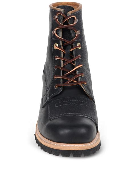 timberland ankle boots for timberland ankle boots in black for lyst