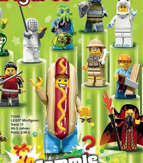 Lego 71008 Minifigures Series 13 Disco lego minifigures series 13 71008 fully revealed photos