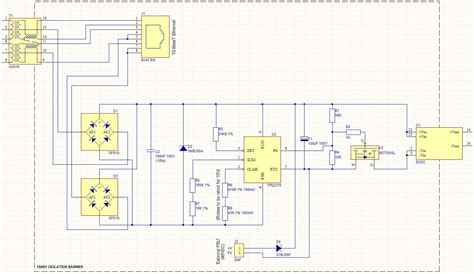 poe circuit diagram poe injector wiring diagram wireless access point wiring