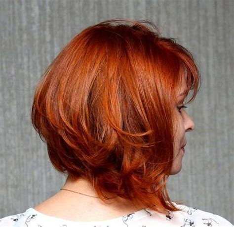 short hair redhead 35 mesmerizing short red hairstyles for true redheads