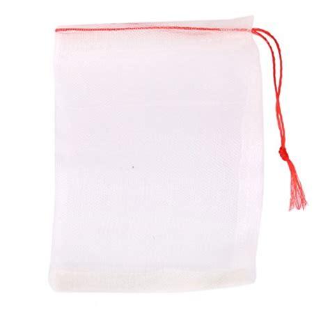 Supplier 4th Bag In Bag Isi 6 Pcs Murah staibc 20pcs drawstring mesh filter media bag for aquarium garden pond 150 x 100mm