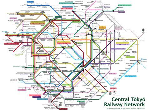 tokyo metro map tokyo metro map tokyo mappery