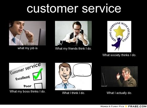 Customer Service Meme - customer service call center meme