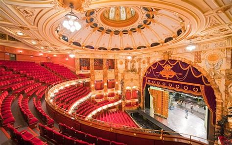 Home Theater Interior The 10 Most Spectacular British Theatres You Must Visit In