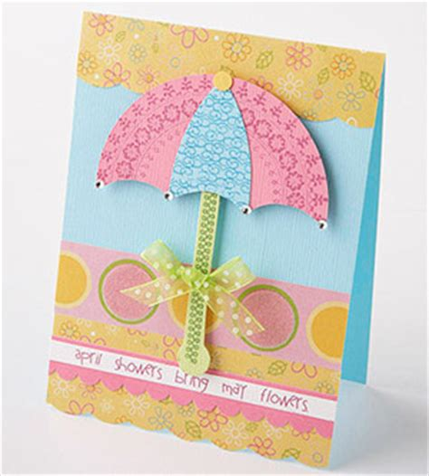 pattern for paper umbrella scrapbooking