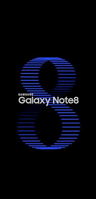 galaxy note 8 blue live wallpaper note 8 wallpaper for your enjoyment android forums at