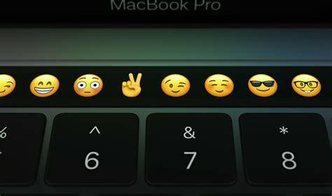 Mac Touch Bar addio tasti funzione ora i mac hanno la touch bar wired