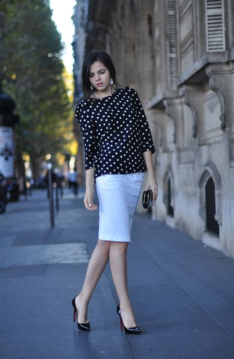 pencil skirt with blouse dress mexican blouse
