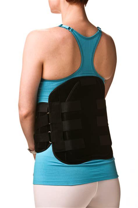 back brace understanding proper back brace use backpainrelief netback relief
