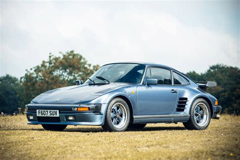 porsche 930 turbo flatnose porsche 930 flatnose goes on sale