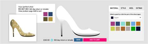 design online shoes shoe design software custom shoes designer tool online
