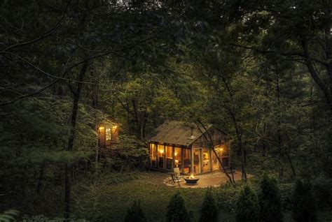 the glass house a cabin in the woods renovations