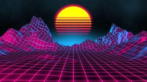 steam atoelyesi neon sunset neon backgrounds