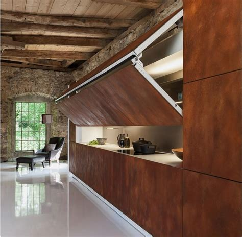 Innovative Kitchen Cabinets by Modern Kitchen Design That Can Be Hidden Designed By