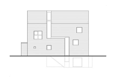 Floor Plan House gallery of concrete slit house azl architects 14