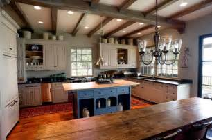 Farm Kitchen Designs Picture Of Easy Tips For Creating A Farmhouse Kitchen 16