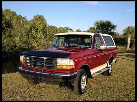 car owners manuals for sale 1992 ford bronco instrument cluster 1000 images about full size broncos on 5 years cars for sale and fuel gas