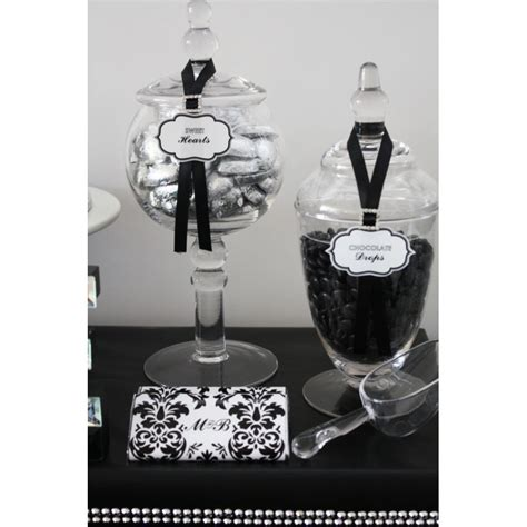 bridal shower themes with black and white chic vintage damask bridal shower printable collection black and white