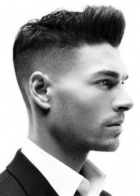 mens gq hair shaved sides 573 best images about men s fades and short back sides