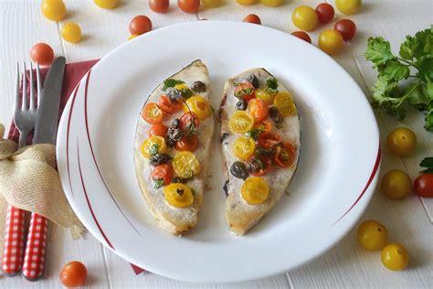 cucinare pesce al forno 187 pesce spada al forno ricetta pesce spada al forno di misya