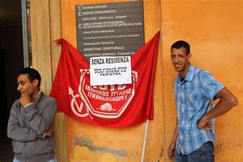 uffici anagrafe bologna gli attivisti occupano gli uffici comune 1 di 1