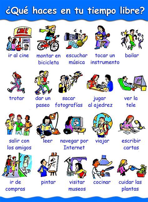 en el tiempo de 0786247592 me encanta escribir en espa 241 ol el tiempo libre 191 qu 233 sueles hacer spanish