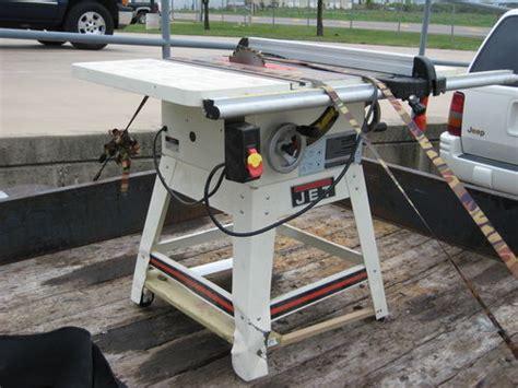 jet table saw jwts 10 jet jwts 10 setup tips by paul iglehart