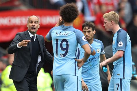Playmaker Manchester City every manchester city player ranked by performances so far