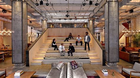 home design group nyc inside neuehouse s super stylish nyc coworking space