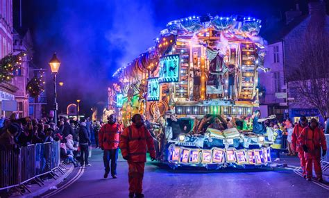 Due North Chairs by Glastonbury Carnival 2018 Dining Option 2 Buffet