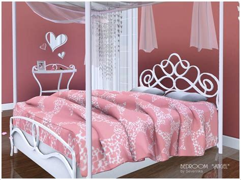 angel bedroom severinka s romantic bedroom angel
