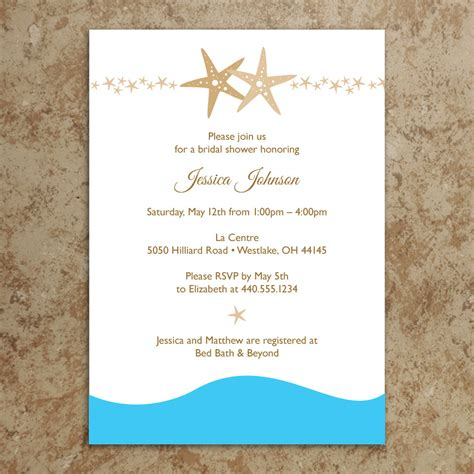 Oceam Theme Wedding Invitations by Theme Wedding Invitation Invitation Diy