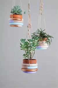 Diy Hanging Plant Pot by All New Diy Room Decor Hanging Diy Room Decor