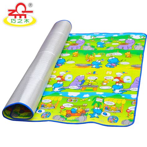 wood baby crawling mat child seat crawling blanket