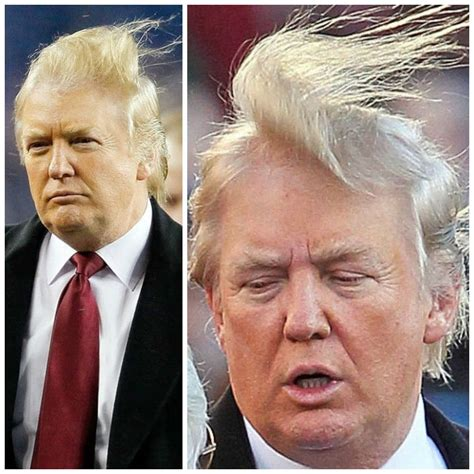 donald trumps hairstyle beautiful hairstyles 7 times donald trump s hair tried to escape video