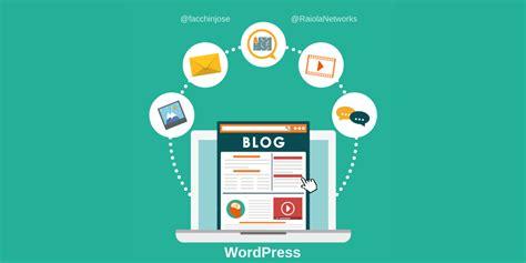 que es layout wordpress c 243 mo crear un blog en wordpress paso a paso videotutorial
