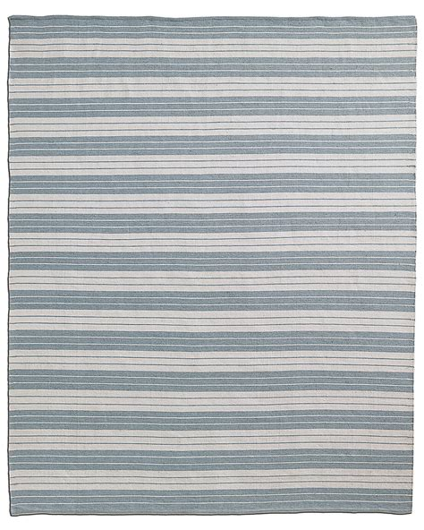 Gray White Striped Rug by All Weather Recycled Stripe Outdoor Rug Grey White